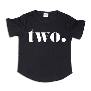 TWO. | Birthday Tee