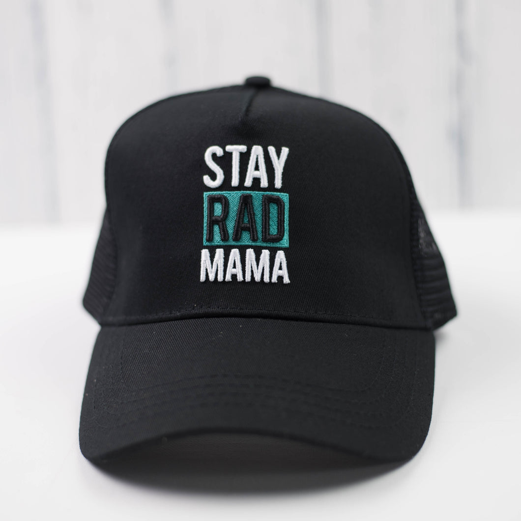 CAP | Stay Rad Mama