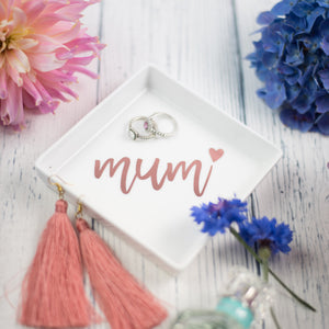 MUM WITH HEART- 4 colours | RTS