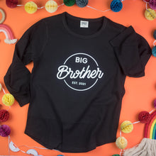 Big Brother | Circle Design | Scoop Tee