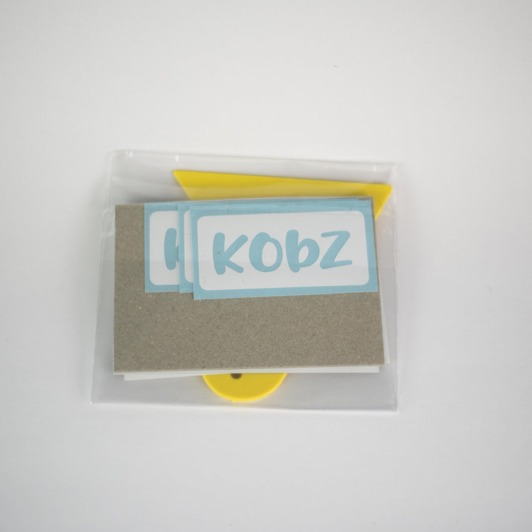 KOBS SMALL RECTANGLE | RTS