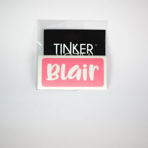 BLAIR MEDIUM RECTANGLE  | RTS