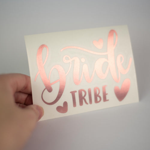 BRIDE TRIBE ROSE GOLD | RTS