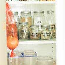 Pantry Organisation | Decals