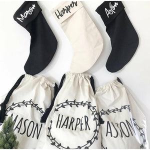 Santa Stocking | Personalised