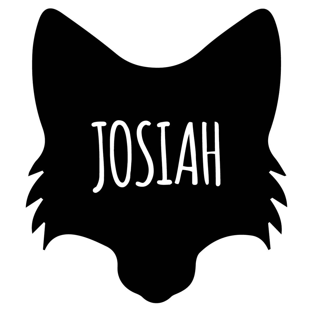 FOX | Shaped Decal Set of 2