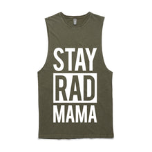 Stay Rad Mama | STONE WASH TANK
