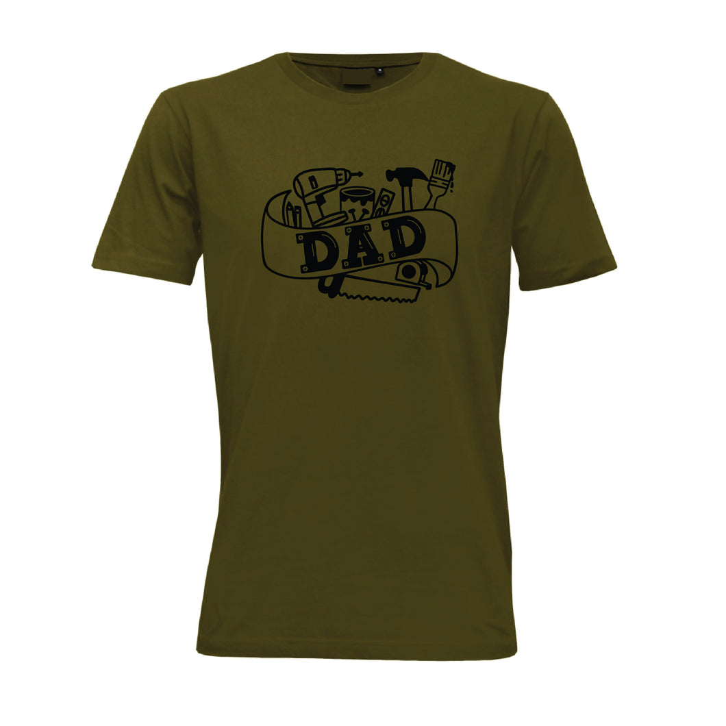 HANDYMAN DAD | MENS TEE
