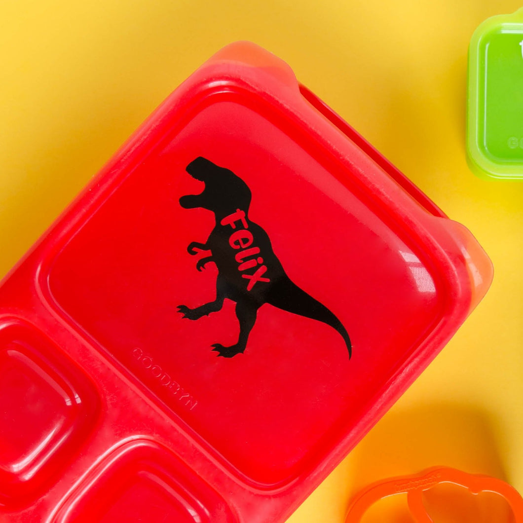 T-REX | Shaped Decal Set of 2