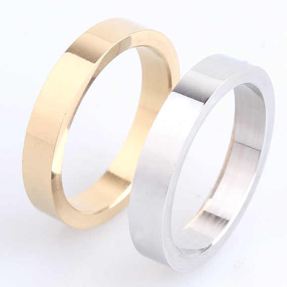 Plated Steel Ring