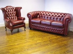 Chesterfield Hand Made Furniture