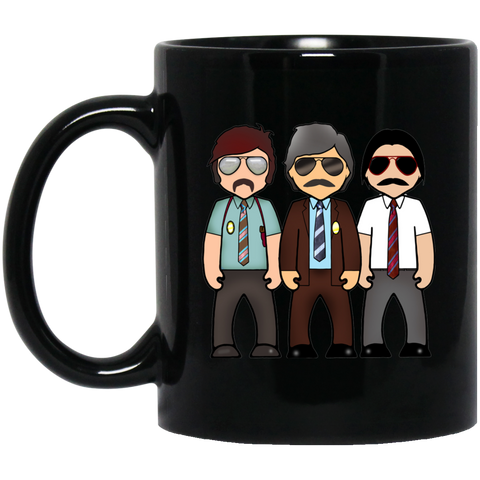 Beastie Boys - BM11OZ 11 oz. Black Mug