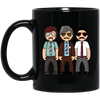 Image of Beastie Boys - BM11OZ 11 oz. Black Mug