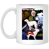 Image of Goodfellas Movie Dog Painting - XP8434 11 oz. White Mug