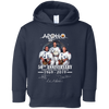 Image of Apollo - First Man On The Moon Rabbit Skins Toddler Fleece Hoodie