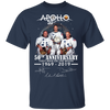 Image of Apollo - First Man On The Moon Gildan Ultra Cotton T-Shirt