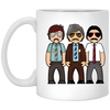 Image of Beastie Boys - XP8434 11 oz. White Mug