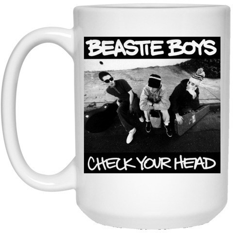 Beastie Boys - 21504 15 oz. White Mug