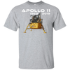 Image of 149,Apollo 11 Lunar Lander Moon Landing 1969 product Gildan Ultra Cotton T-Shirt