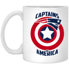 Image of Captain Brady - XP8434 11 oz. White Mug