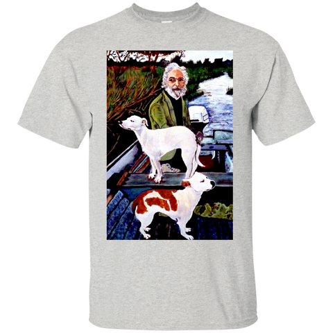 Goodfellas Movie Dog Painting - G200 Gildan Ultra Cotton T-Shirt