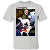 Image of Goodfellas Movie Dog Painting - G200 Gildan Ultra Cotton T-Shirt