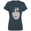 Image of SIOUXSIE AND THE BANSHEES SIOUX FACE - 1790 Augusta Ladies' Wicking T-Shirt