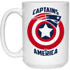 Image of Captain Brady - 21504 15 oz. White Mug
