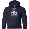 Image of Apollo - First Man On The Moon Gildan Youth Pullover Hoodie