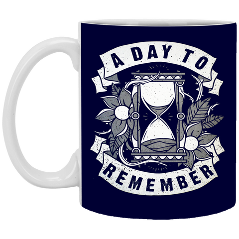 A Day To Remember Art T-shirt, Gift T-shirts White Mug