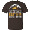 Image of 153,50th Anniversary Apollo 11 First Man on the Moon Gildan Ultra Cotton T-Shirt