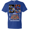 Image of 1,55 Years Of Lynyrd Skynyrd 1964 2019 Thank You Anvil Lightweight T-Shirt 4.5 oz