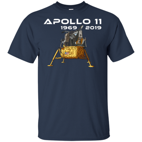 149,Apollo 11 Lunar Lander Moon Landing 1969 product Gildan Ultra Cotton T-Shirt