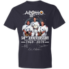 Image of Apollo - First Man On The Moon Anvil Lightweight T-Shirt 4.5 oz
