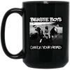Image of Beastie Boys - BM15OZ 15 oz. Black Mug