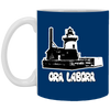 Image of 29,Lighthouse White Mug