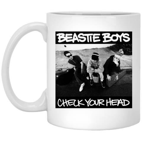Beastie Boys - XP8434 11 oz. White Mug