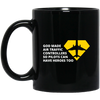 Image of Air Trafic - BM11OZ 11 oz. Black Mug