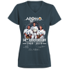 Image of Apollo - First Man On The Moon 1790 Augusta Ladies' Wicking T-Shirt