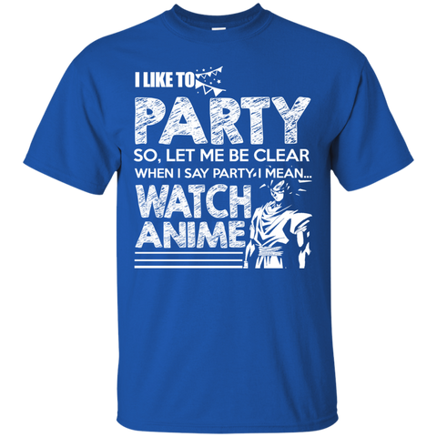 I Like To Party - G200 Gildan Ultra Cotton T-Shirt