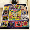 Image of The B-52's Albums Quilt Blanket