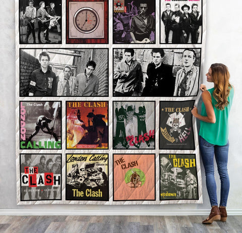 The Clash Quilt Blanket 2