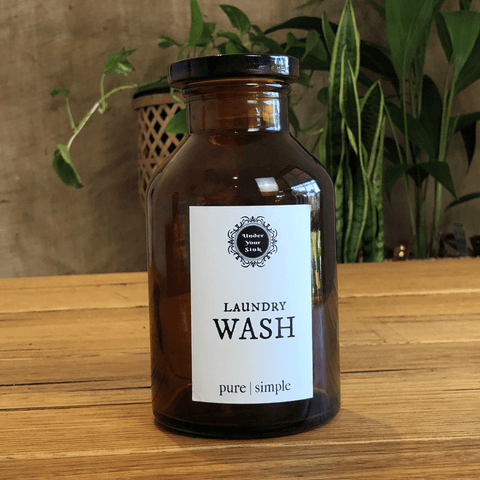 Laundry Wash jar