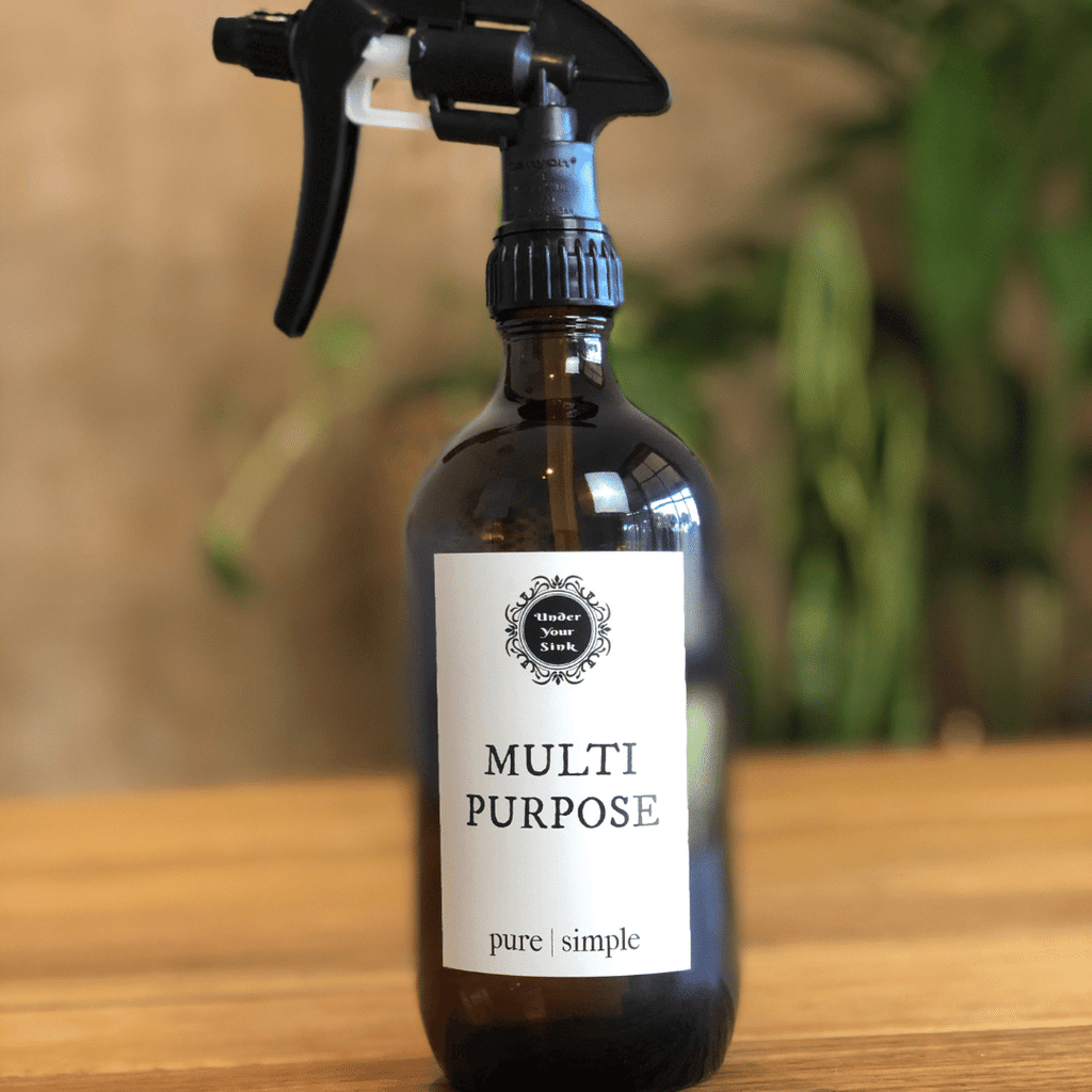 Multipurpose spray bottle