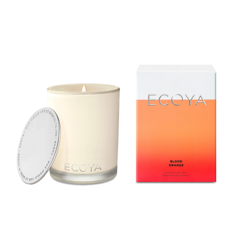 New ECOYA Fruity Candle Home Fragrance