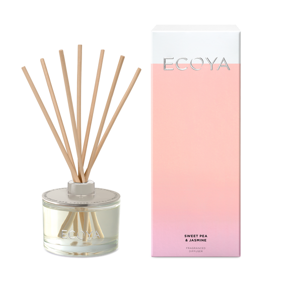 Sweet Pea & Jasmine Fragranced Diffuser