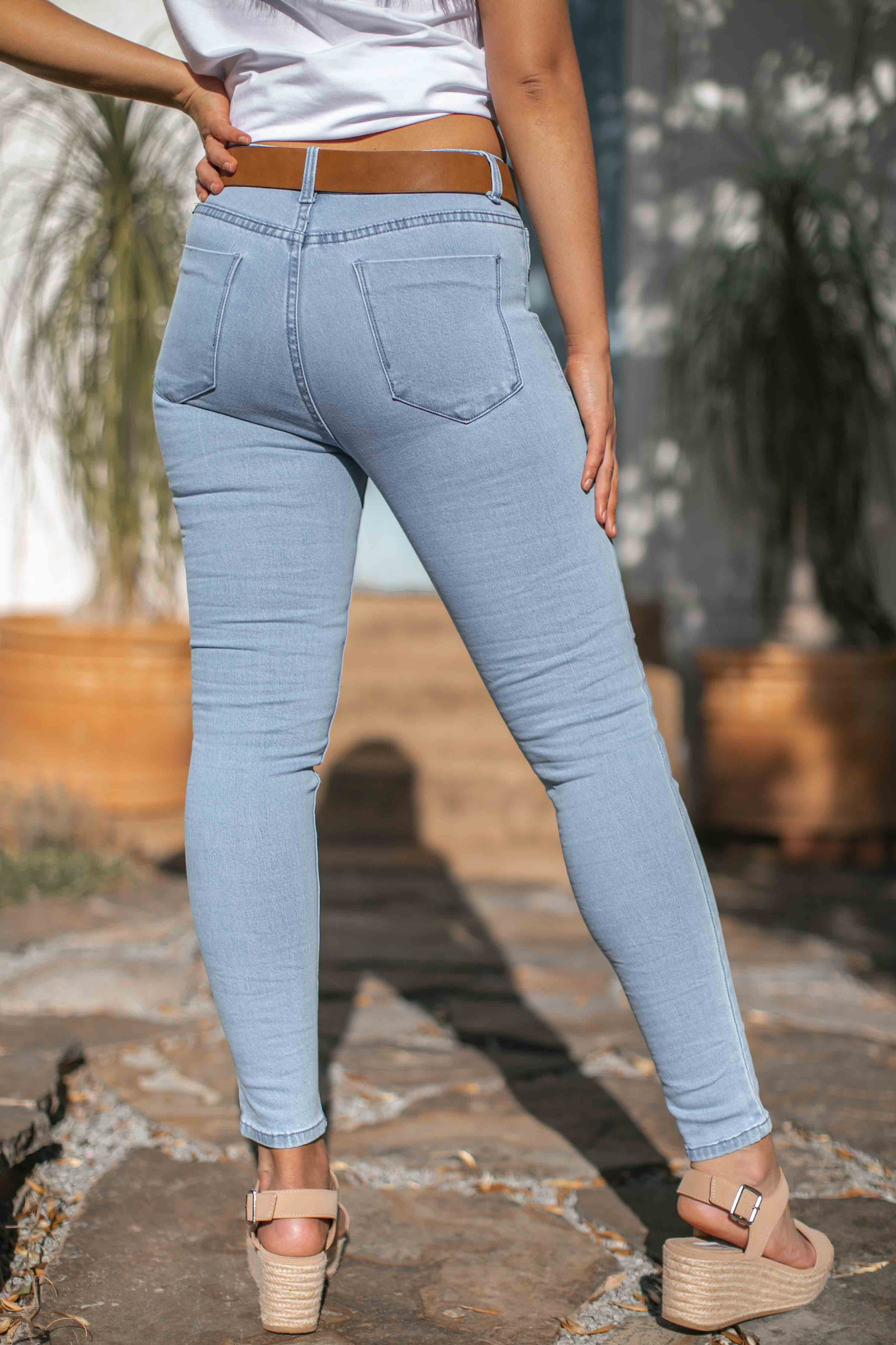 Bianca Jeans in Blue