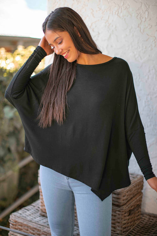Madi Top in Black