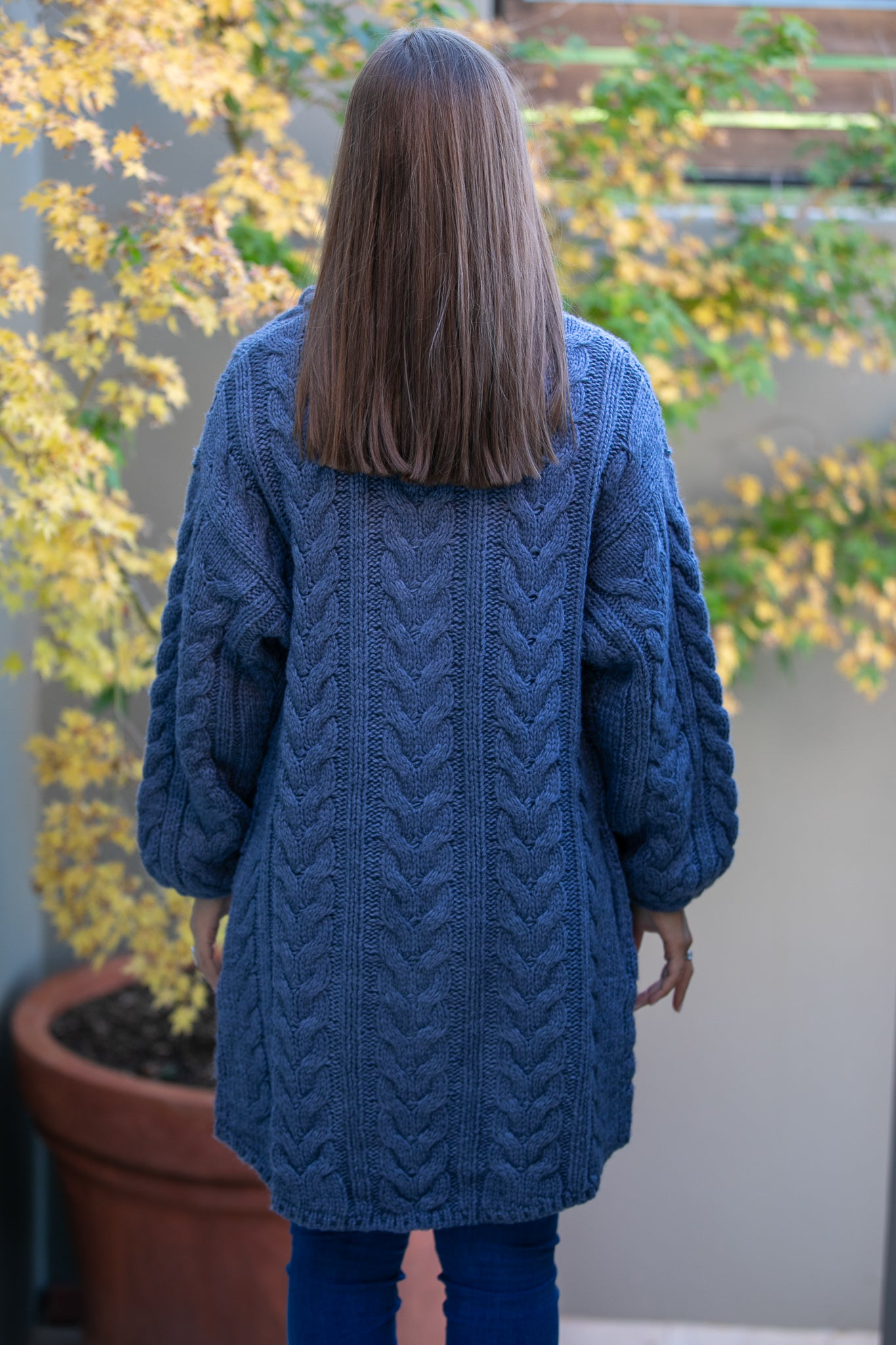 Sylvie Cardi in Steel Blue