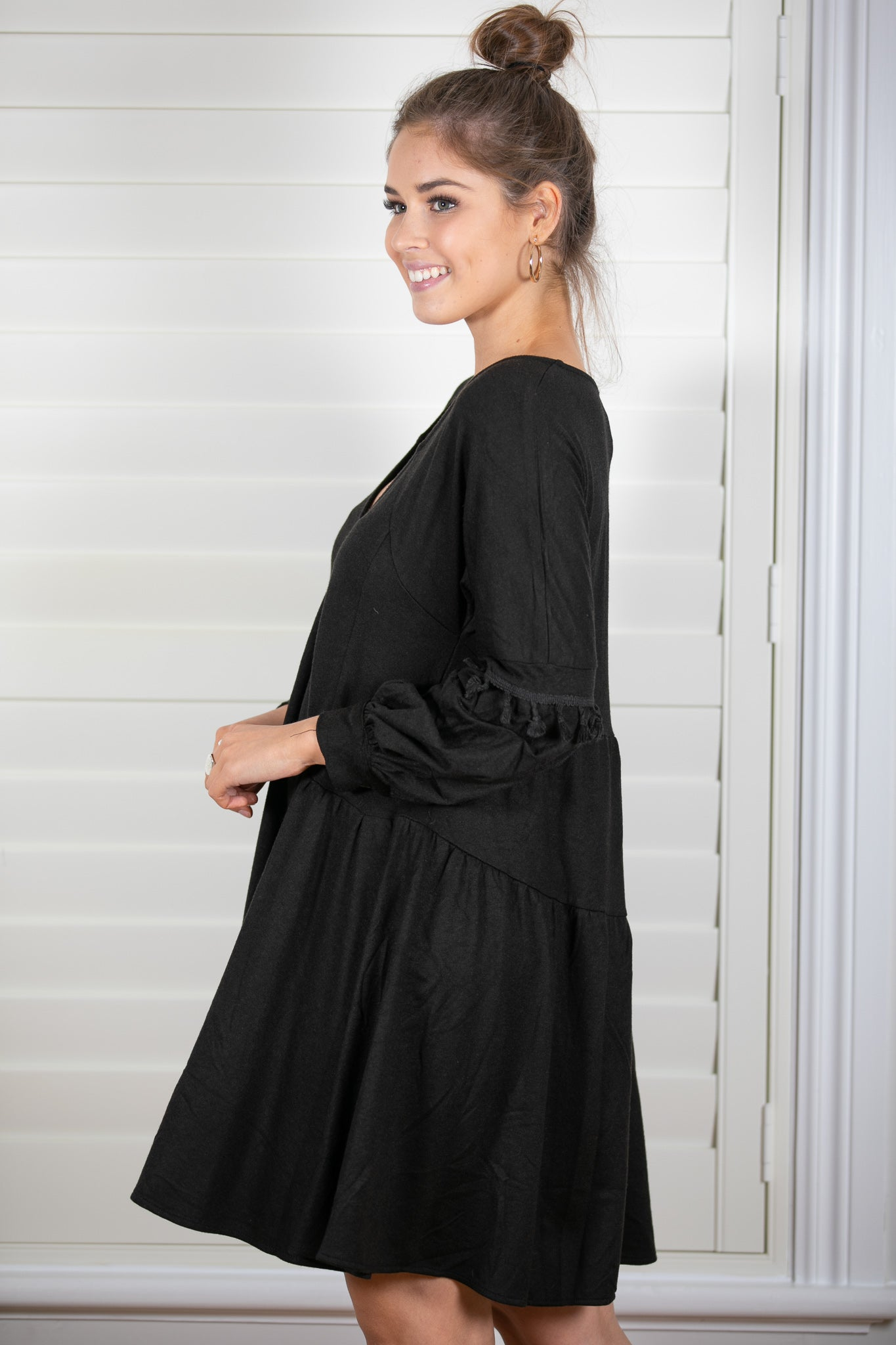 Vivi Dress in Black